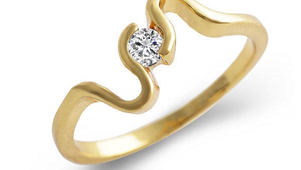 Soutěž o krásný pozlacený prstýnek