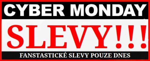 Megadarek.cz Cyber monday slevy